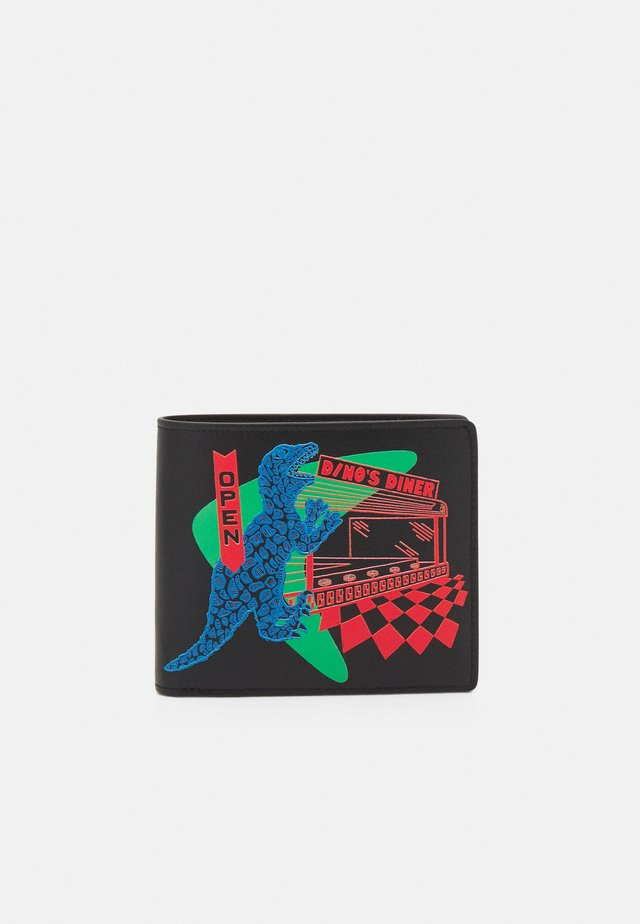 MEN WALLET DINO UNISEX - Geldbörse - multi-coloured
