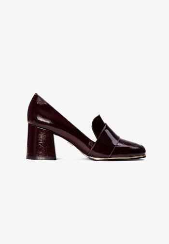 KARINE  - Classic heels - bordeaux