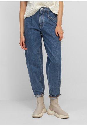MODELL STINE WAIST IM LÄSSIGEN BARREL-STIL - Relaxed fit jeans - multi/dark blue salt 'n pepper