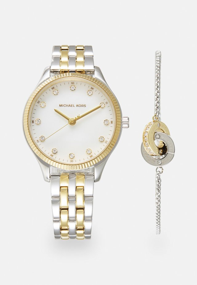 LEXINGTON SET - Horloge - silver-coloured/gold-coloured