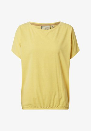 JACKY COLA - Basic T-shirt - gelbmeliert