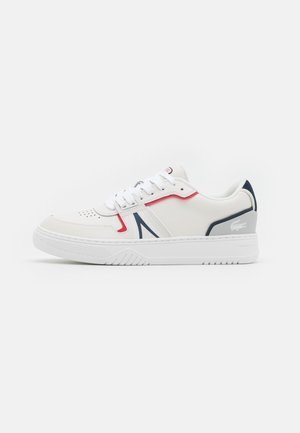 L001 - Sneakers laag - white/navy/red