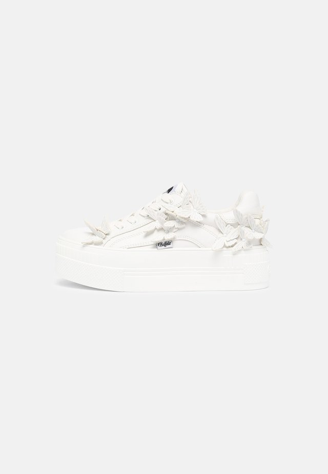 VEGAN PAIRED BRIDE - Sneakers laag - white