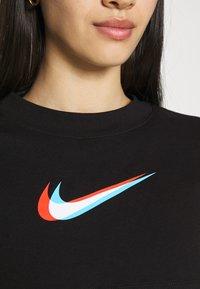 Nike Sportswear - CROP - Sudadera - black - 4
