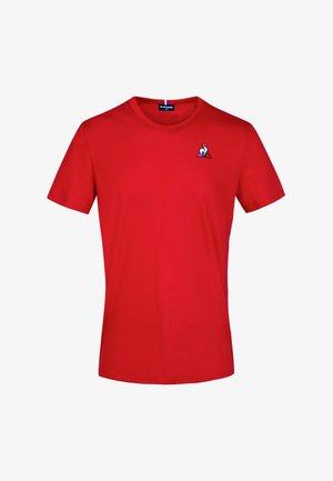 TRI SS N°2 - Camiseta estampada - red