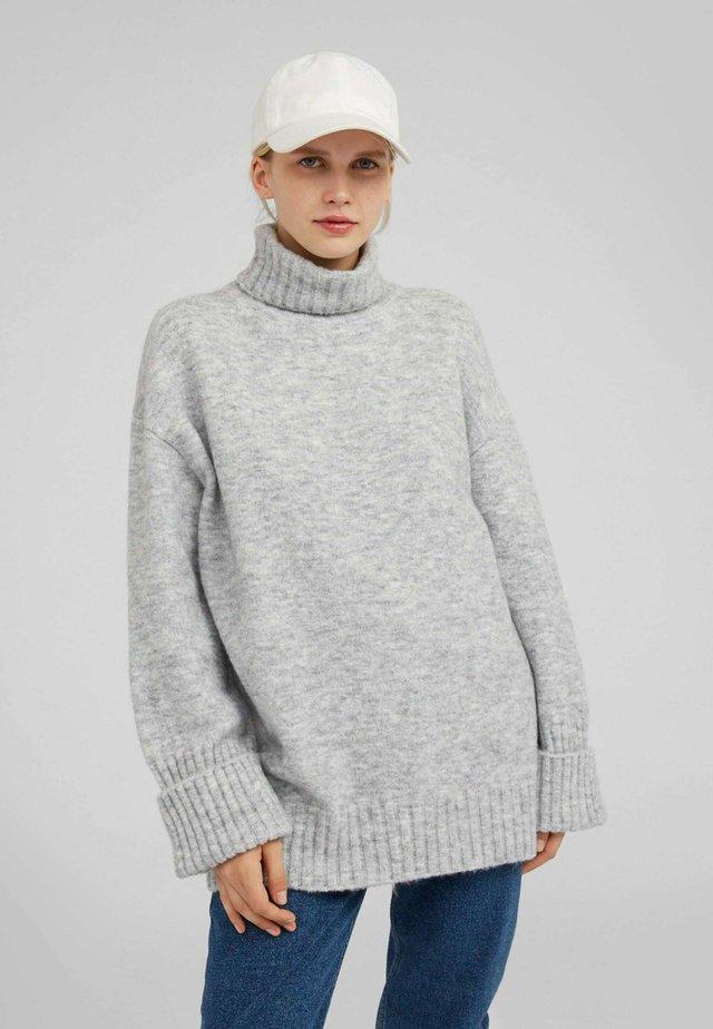 Sweter - grey