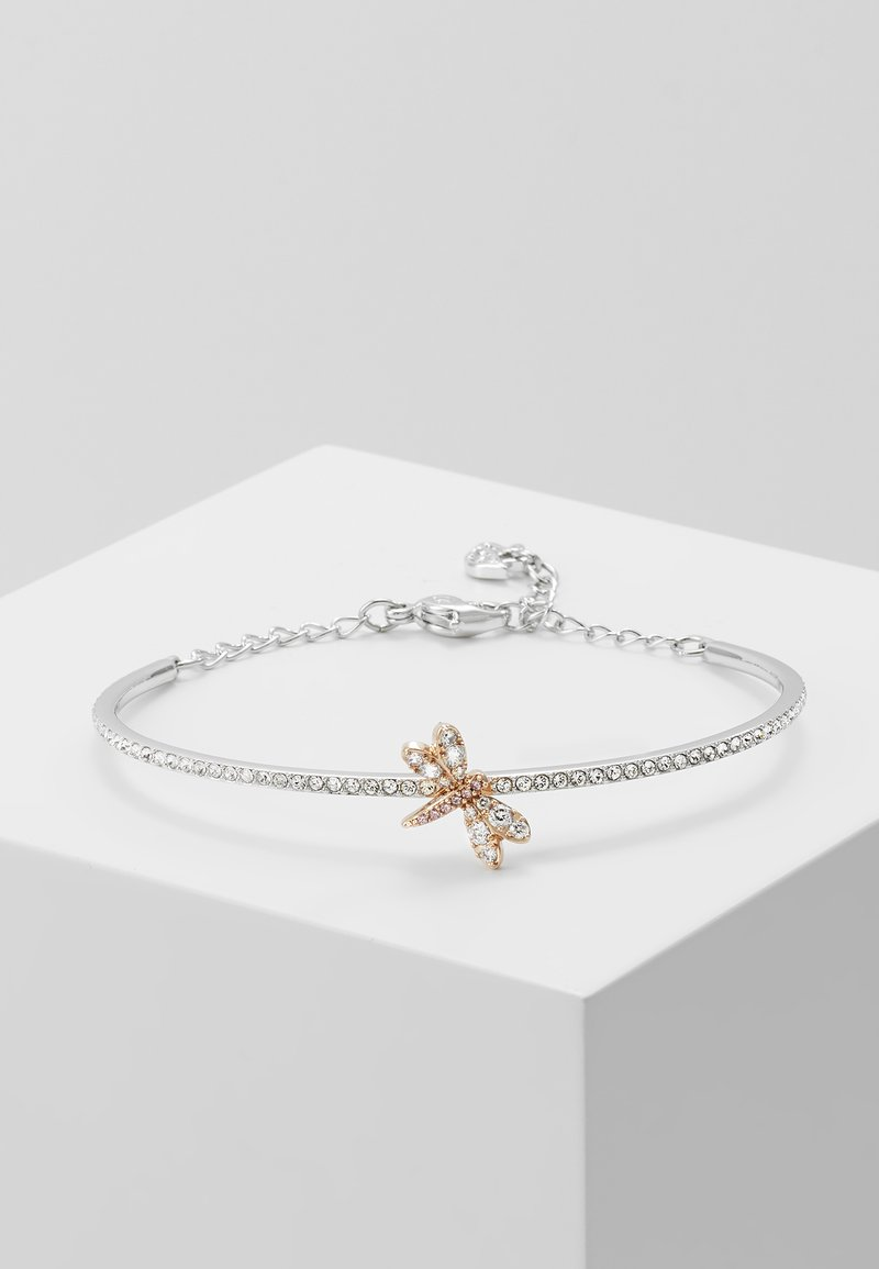 Swarovski - ETERNAL FLOWER BANGLE FLY - Náramek - fancy morganite
