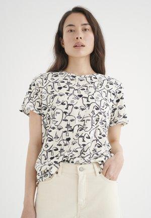 ALMA - T-shirt z nadrukiem - small faces