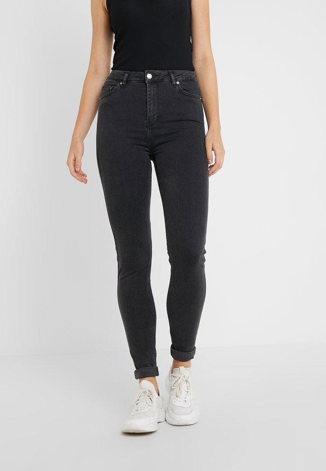 JADE  - Jeans Skinny Fit - grey stone