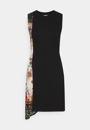 THAIYU - Shift dress - black