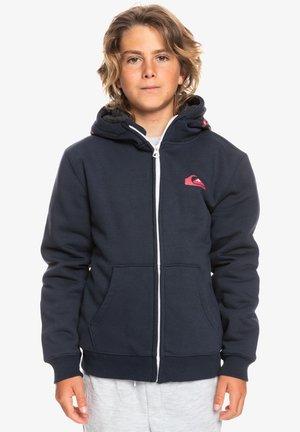 BEST WAVE YOUTH - Sweater met rits - navy blazer