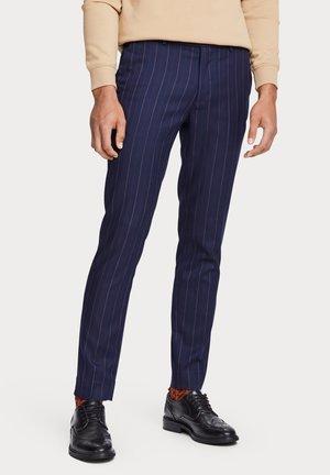 MOTT - Trousers - blau