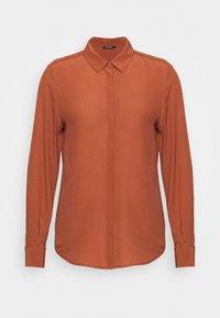 Bruuns Bazaar - LILLIE CORINNE  - Camicia - cinnamon - 0