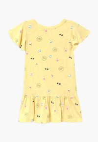 Ebbe - HENRIETTA - Žerzejové šaty - yellow - 1