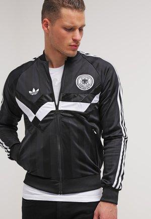 Training jacket - schwarz/weiß