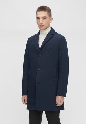 WOLGER TECH PADDED COAT - Classic coat - jl navy