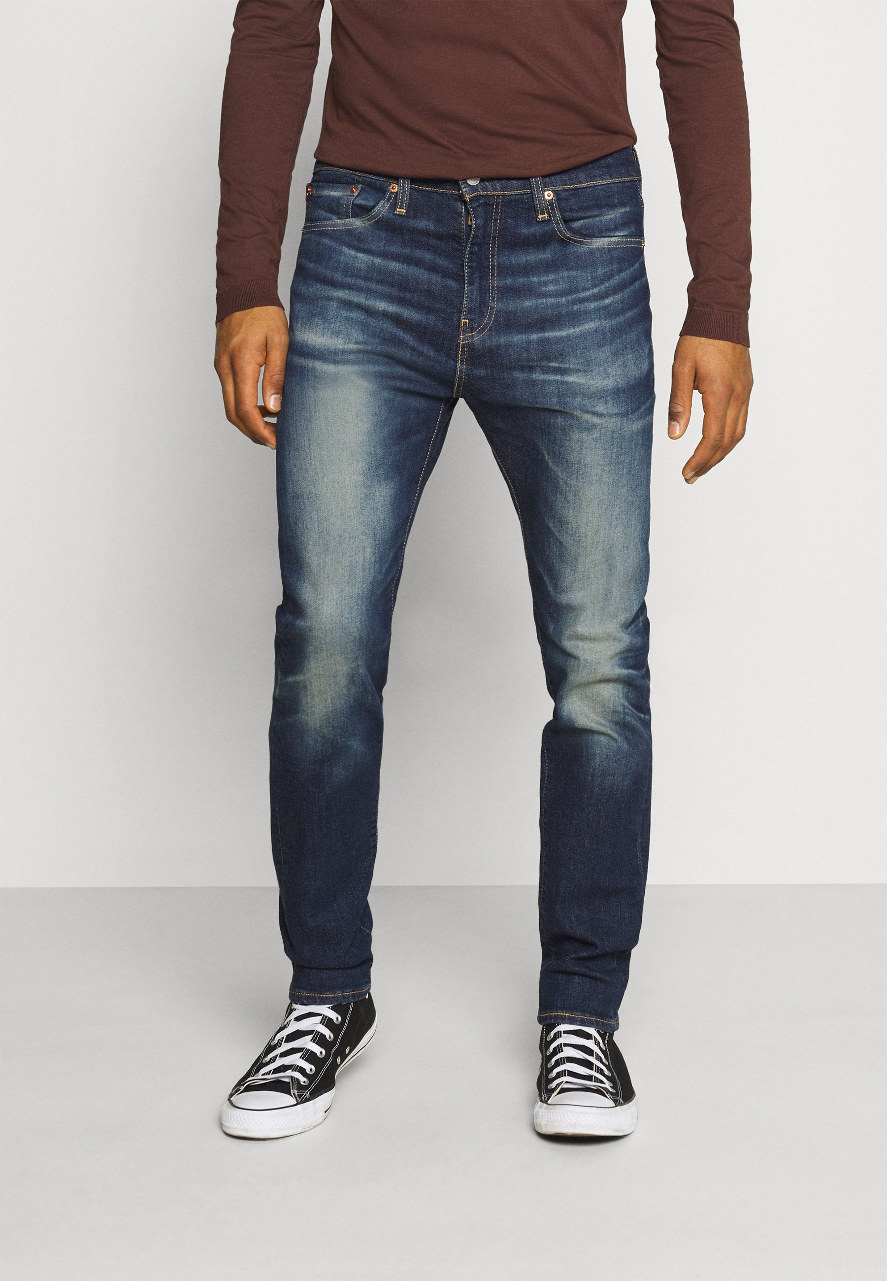 Men 510™ SKINNY - Slim fit jeans - med indigo
