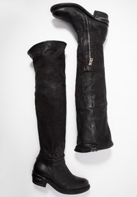 A.S.98 - Over-the-knee boots - nero - 3