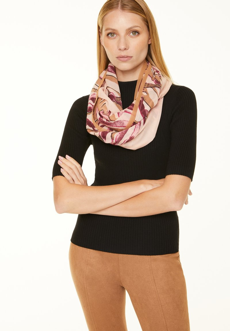 comma - Snood - pink