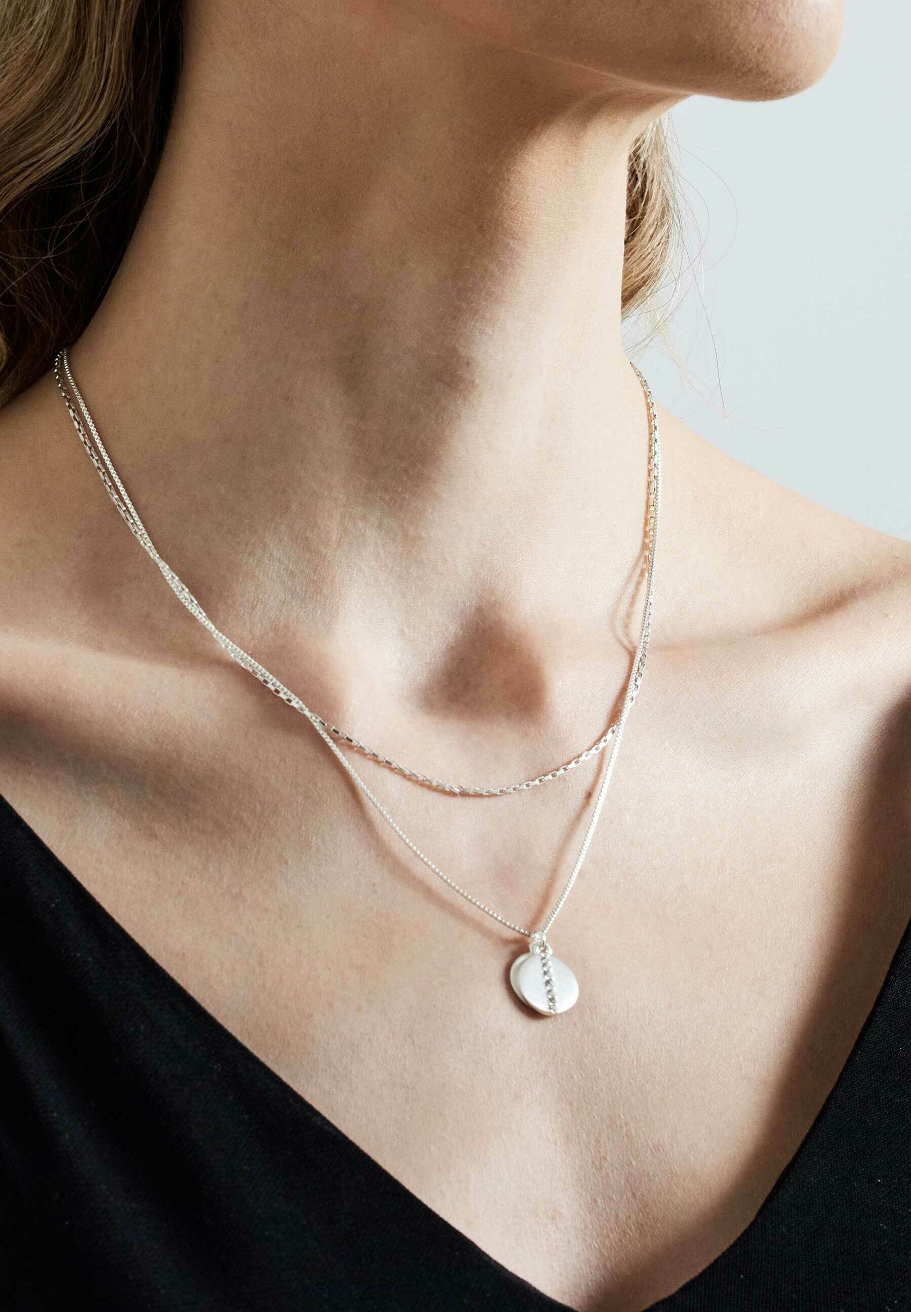 Damen NECKLACE CASEY 2 PACK - Halskette