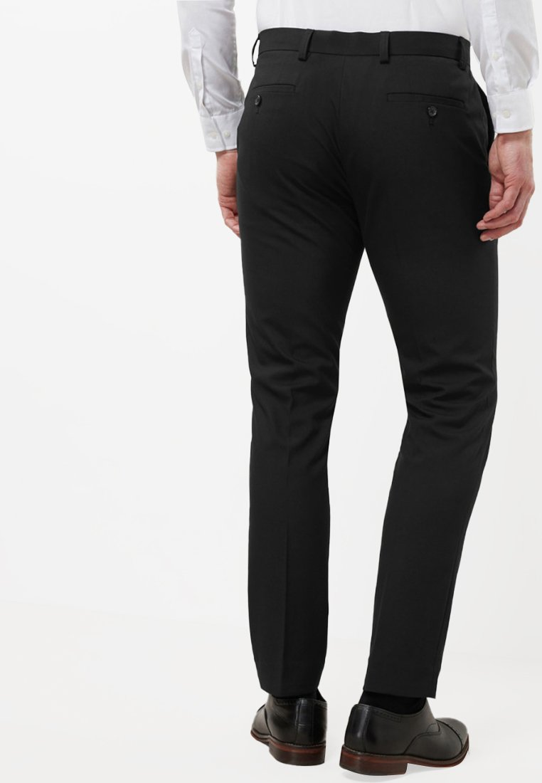 Next - Pantaloni eleganti - mottled black