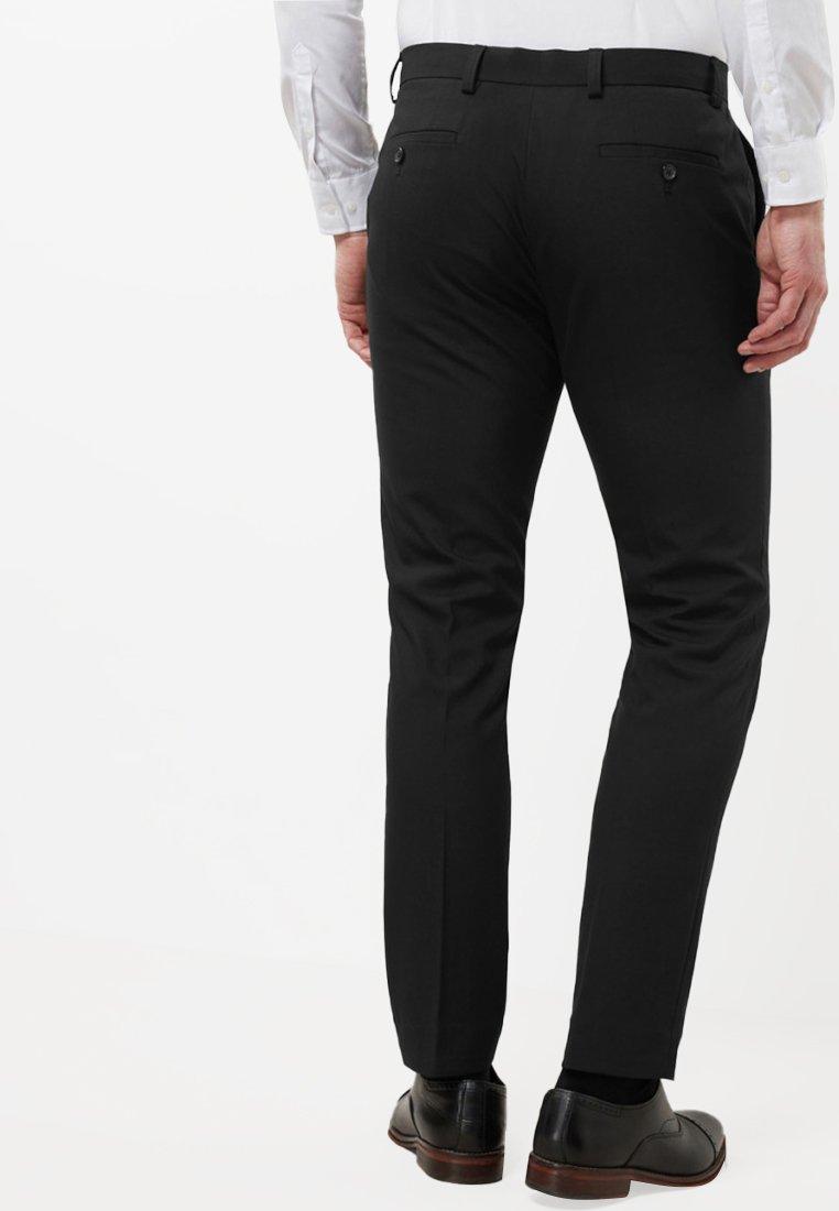 Next - Pantaloni eleganti - mottled black