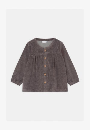 NBFNANETT  - Zip-up hoodie - mole