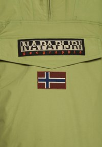 Napapijri - RAINFOREST WINTER - Light jacket - green mosstone - 5