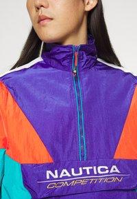 NAUTICA COMPETITION - WHIPSTAFF - Veste coupe-vent - purple - 6