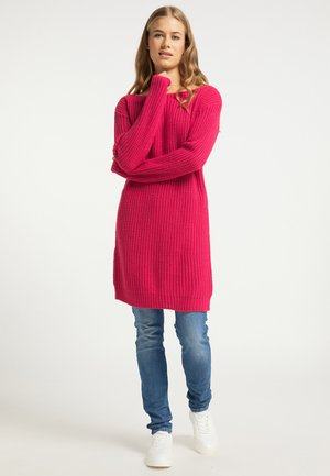 Jumper dress - kirsche