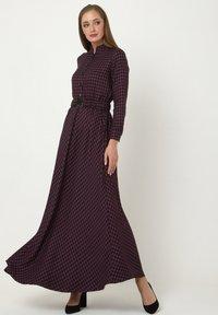Madam-T - ALLTAGS EVELINA - Maxi dress - lila - 7