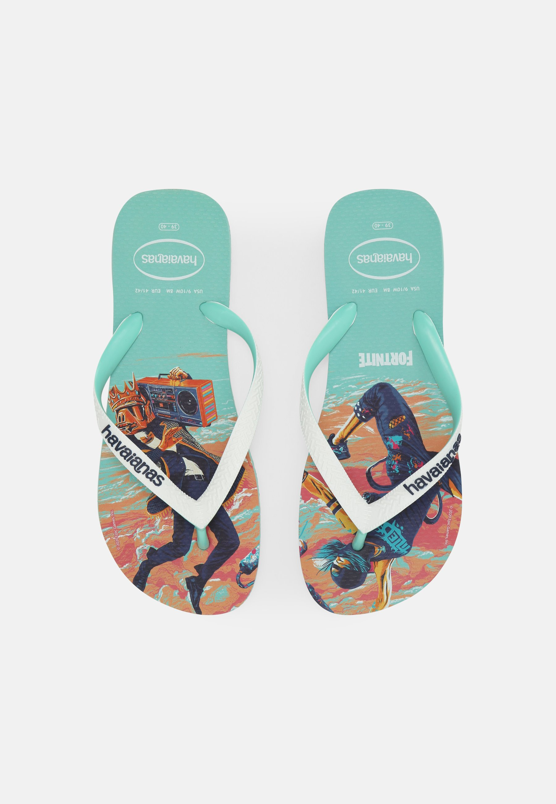 Women FORTNITE UNISEX - Pool shoes