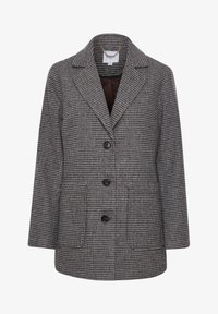 Saint Tropez - CATESZ JACKET - Winter jacket - black beauty houndstooth m