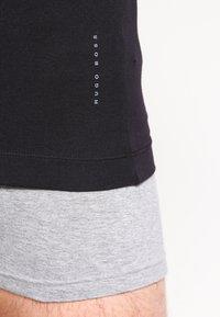 BOSS - SLIM FIT - Undershirt - black - 3