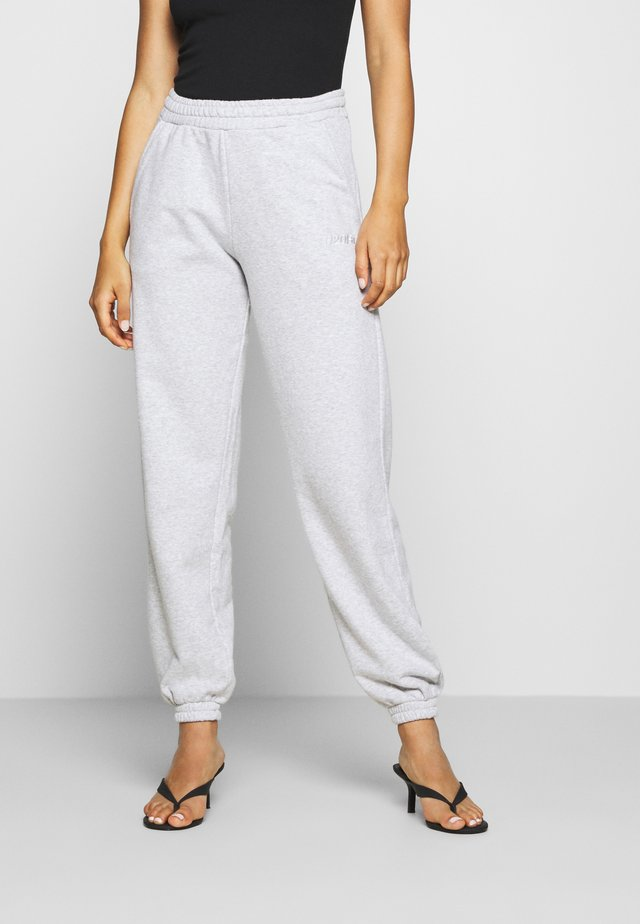 DOCTOR PANTS - Trainingsbroek - grey