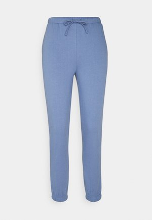 VIRUST - Tracksuit bottoms - colony blue