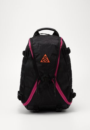 RESPONDER SMALL - Batoh - black/active fuchsia/safety orange
