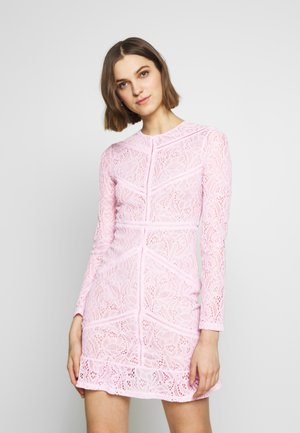 SASHA DRESS - Shift dress - soft pink