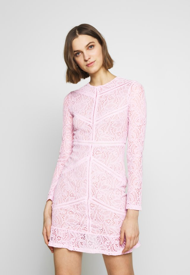 SASHA DRESS - Kotelomekko - soft pink