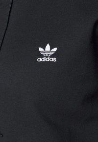 adidas Originals - CROPPED HOOD - Hoodie - black - 5