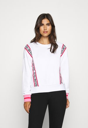 CLEMENCE - Sweatshirt - true white