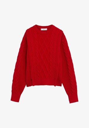 OVERALL - Maglione - rouge