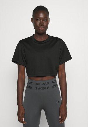 PARLEY TEE - T-shirt basic - black