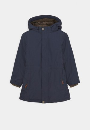 VELA JACKET - Winterjas - blue nights