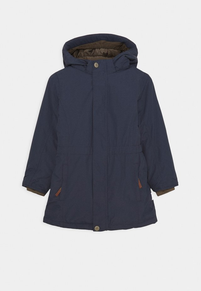 VELA JACKET - Winter coat - blue nights