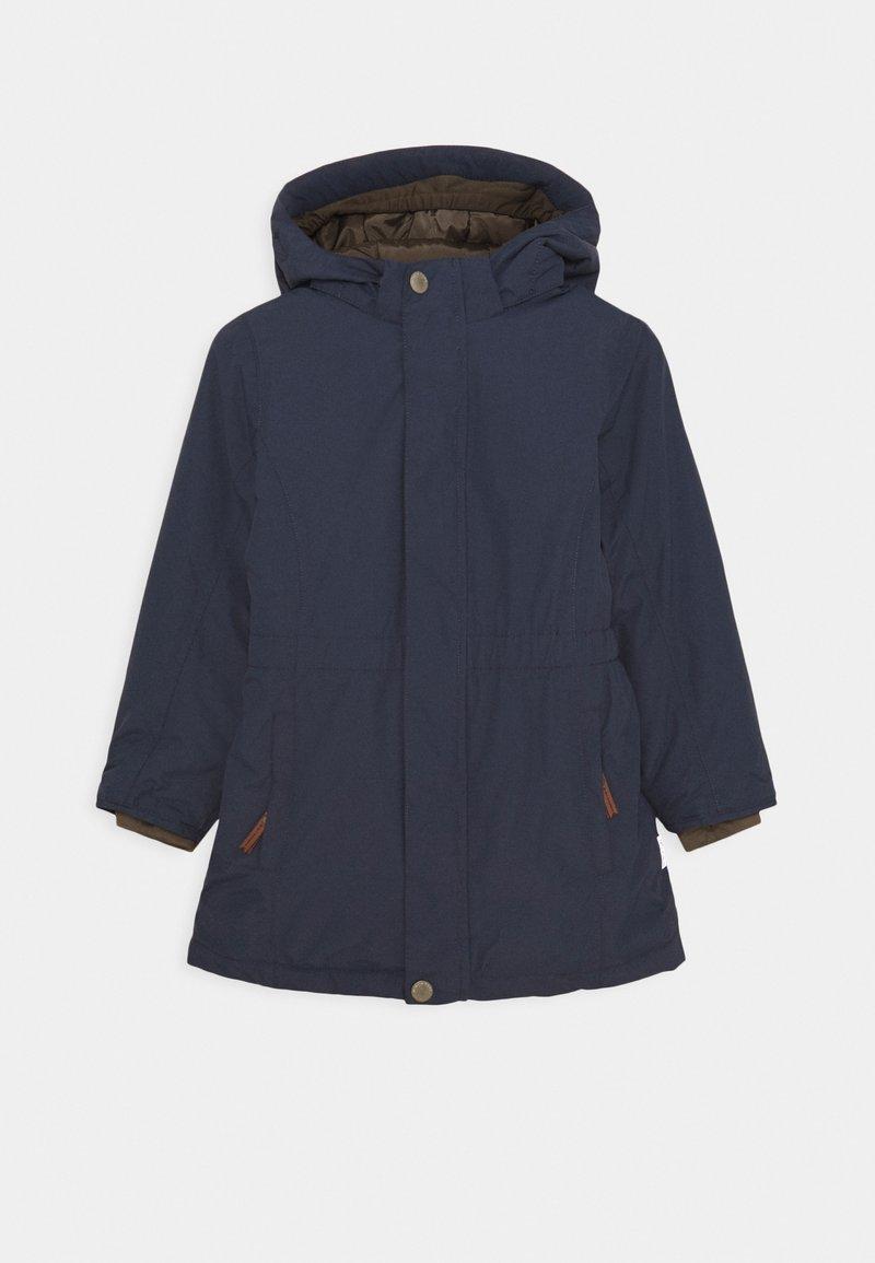 MINI A TURE - VELA JACKET - Zimní kabát - blue nights