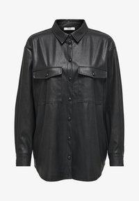 ONLY - ONLRUMA  - Button-down blouse - black - 3