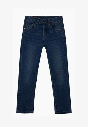 Jean droit - azul oscuro