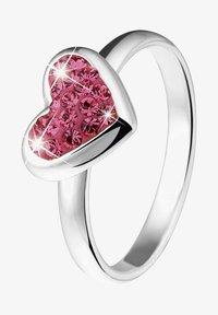 Lucardi - Ring - light pink, pink - 1