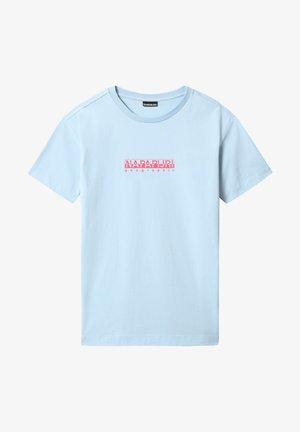 BEATNIK - Print T-shirt - light blue dream